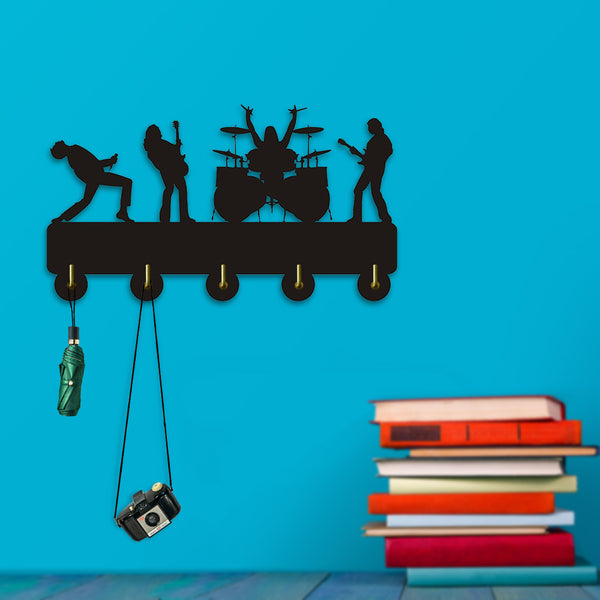 Rock Band Wall Hanger