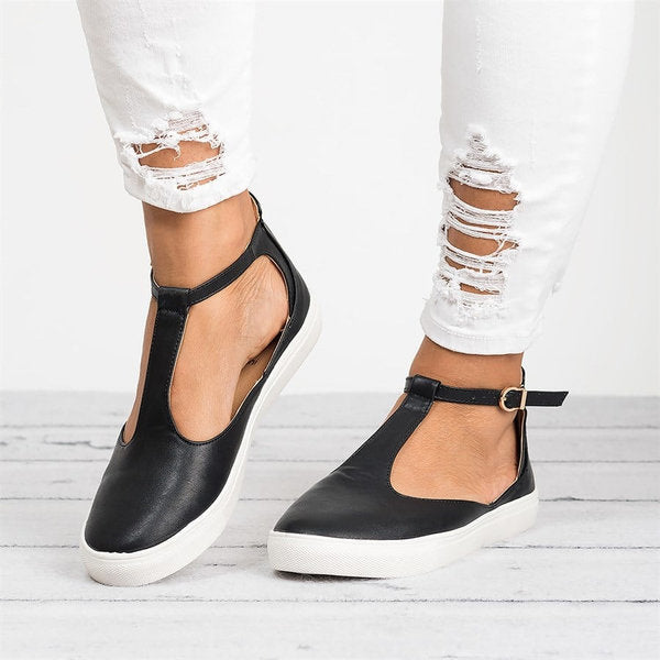 T-Strap Sneakers Sandals | Affrodable
