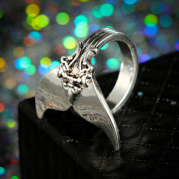MYSTICAL MERMAID TAIL WRAP RING