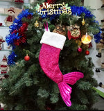 Mermaid Tail Stockings