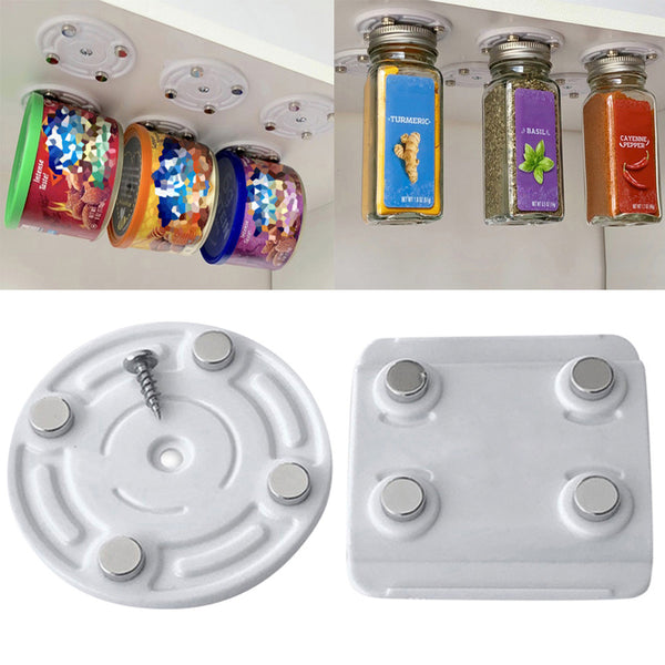 Magnetic Can Holder - Space Saver
