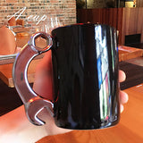 Wrench Handle Mug