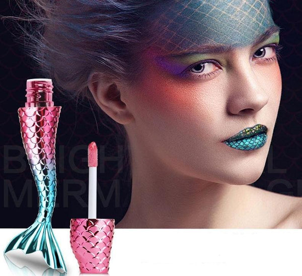 Liquid Crystal Mermaid Lip Gloss