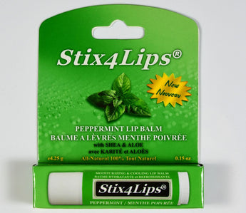 Cool Peppermint Lip Balm - Pure & 100% All-Natural