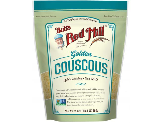 Bobs Red Mill Golden Couscous, 24 Ounce