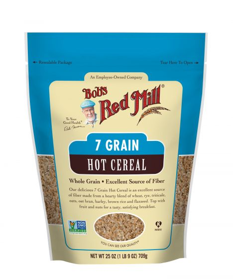 Bob's Red Mill 7 Grain Hot Cereal 25oz