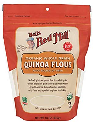 Bob's Red Mill Organic Quinoa Flour, 18 Oz