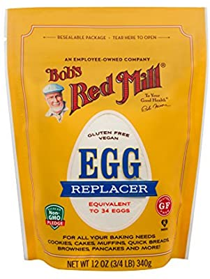 Bob's Red Mill Gluten Free Egg Replacer 12 ounce
