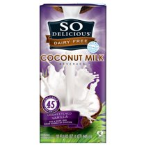 So Delicious Unsweetened Vanilla Coconut Milk 32floz