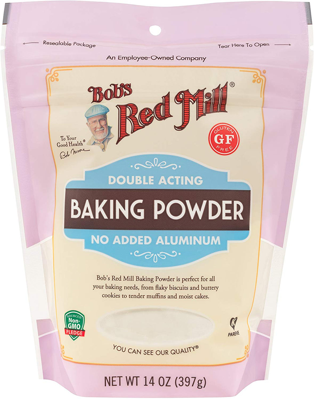 Bob's Red Mill Baking Powder, 14 Ounce