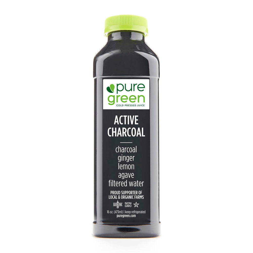 Pure Green Active Charcoal