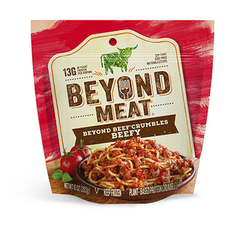 Beyond Meat Beef Free Beefy Crumbles