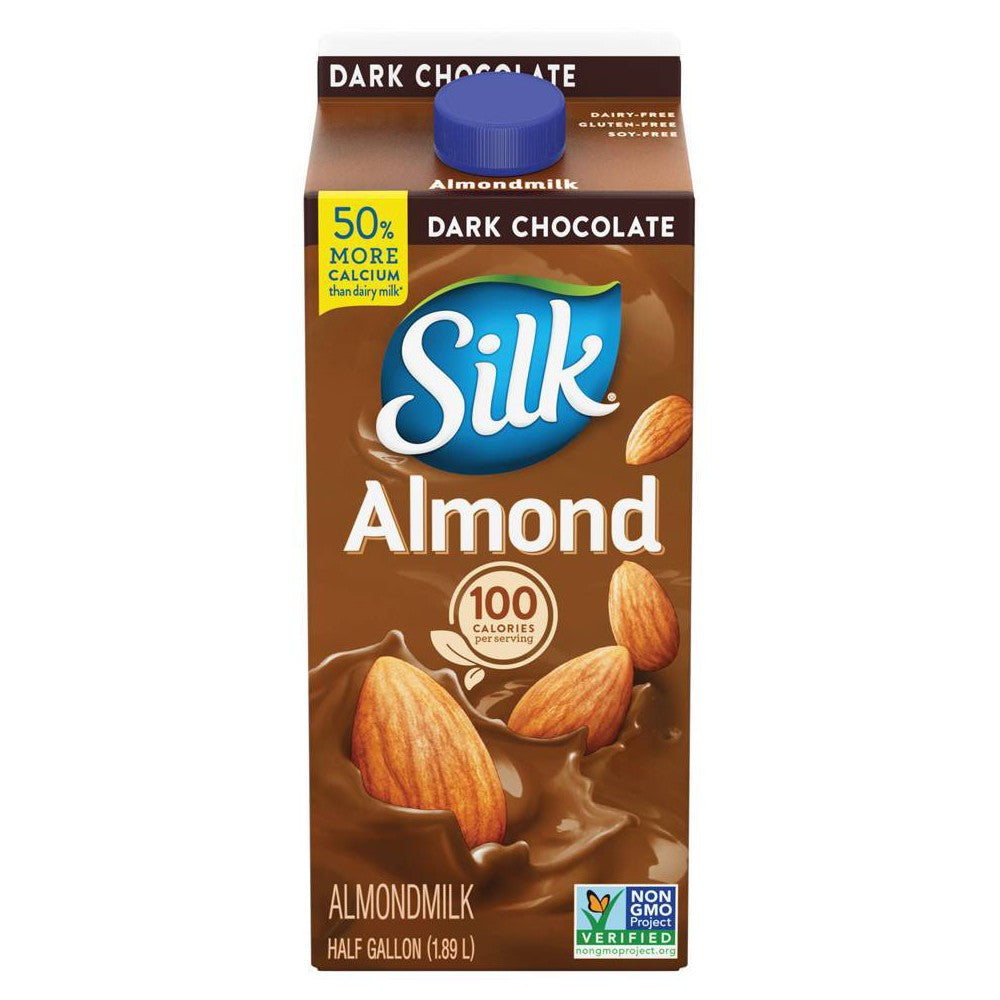 Silk Chocolate Almond milk