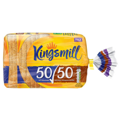 Kingsmill 50/50  Wholegrain Bread