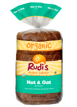 Rudi's Organic Nut and Oat Bread