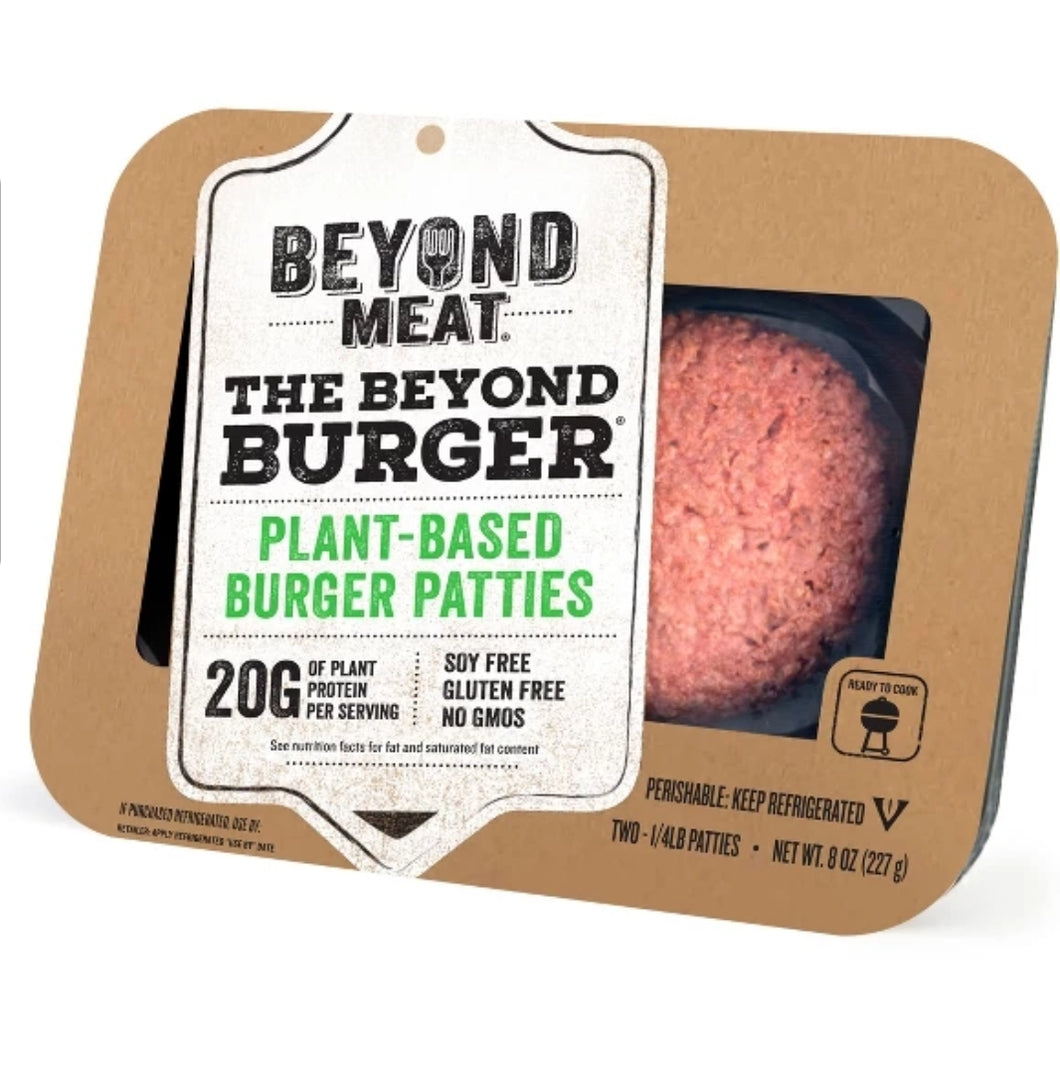 Beyond Meat Burger - 2pk/4oz Patties