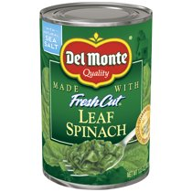 Del Monte Fresh Cut Leaf Spinach, 13.5 OZ