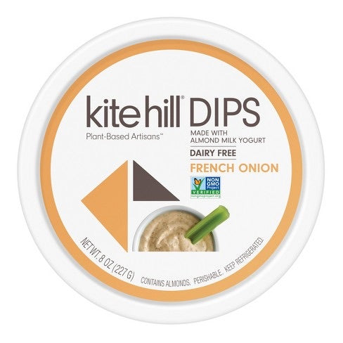 Kite Hill French Onion Dip