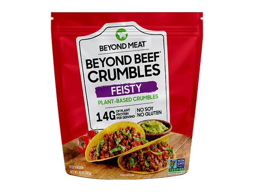 Beyond Meat Feisty Crumbles