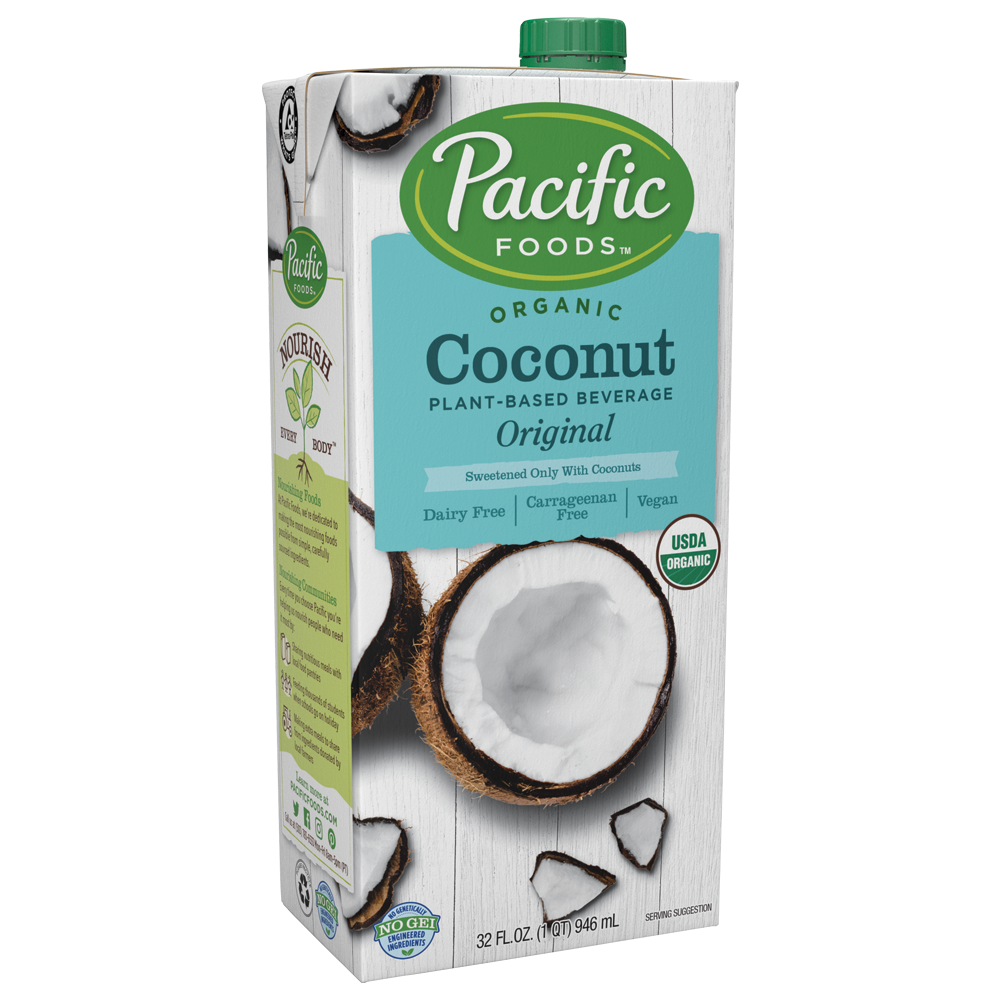 Pacific Foods Organic Coconut Milk