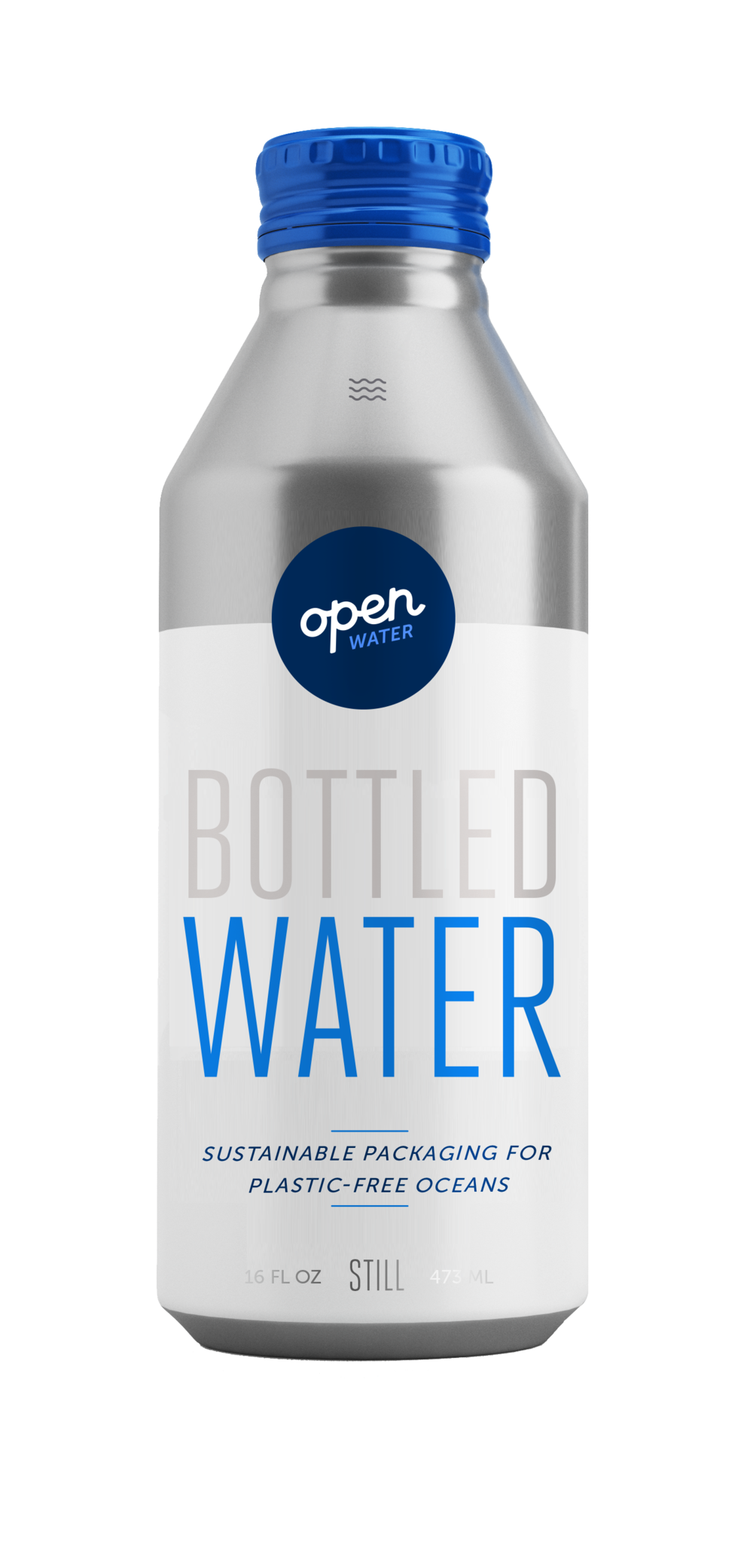 Open Water Still Bottled Water