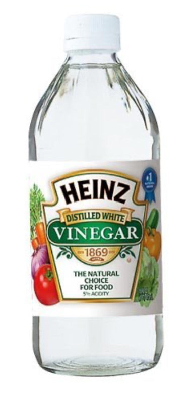Heinz all natural distilled white vinegar 16 oz