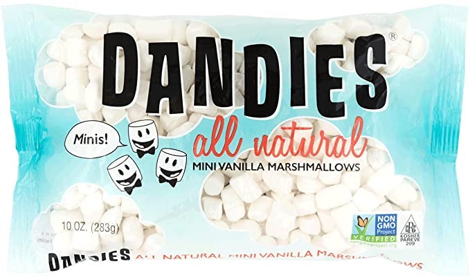 Dandies all natural mini vanilla marshmallow