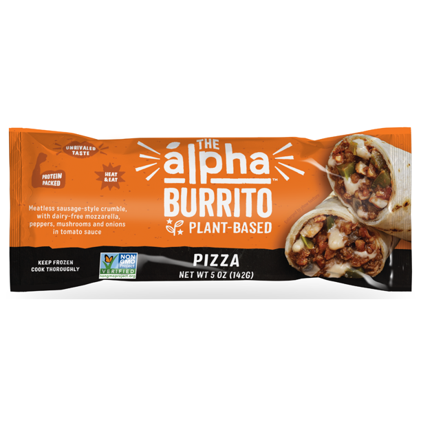 Alpha Pizza Burrito