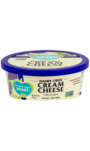 Follow Your Heart Dairy-Free Cream Cheese