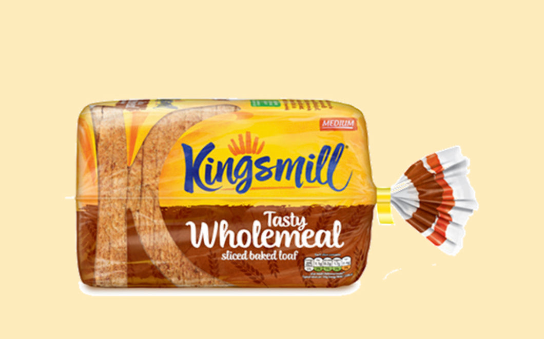 Kingsmill Tastey Wholemeal