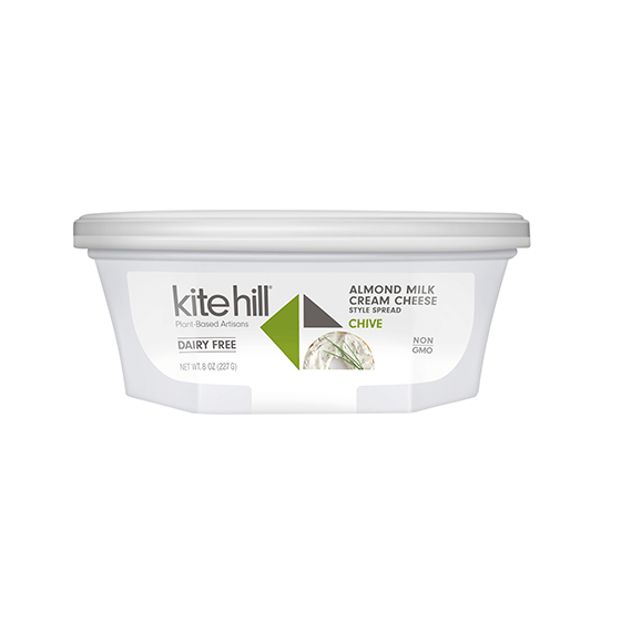 Kite Hill Chive Cream Cheese
