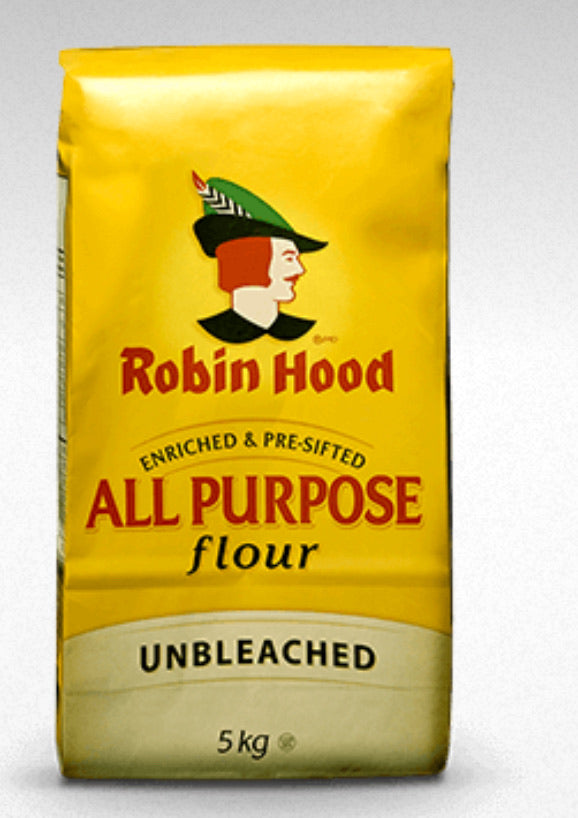 Robin Hood all purpose flour unbleached