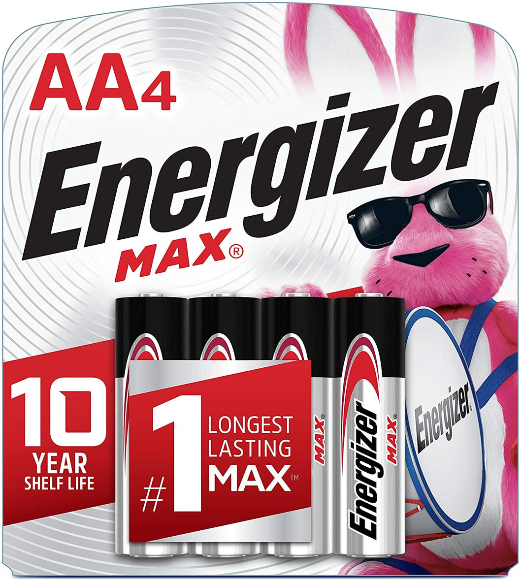 AA4 Energizer Max