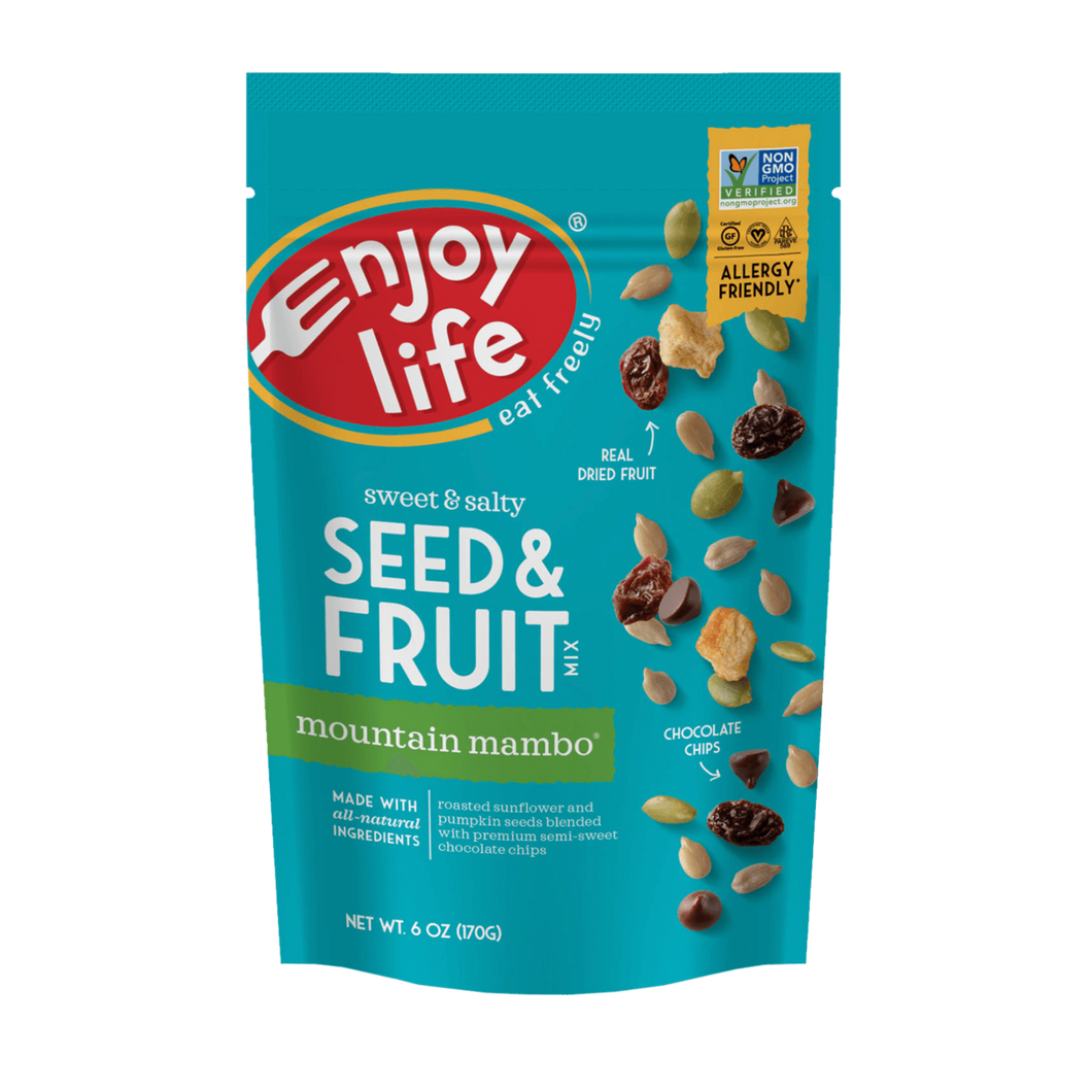Enjoy Life Seed and Fruit Mix Mountain Mambo
