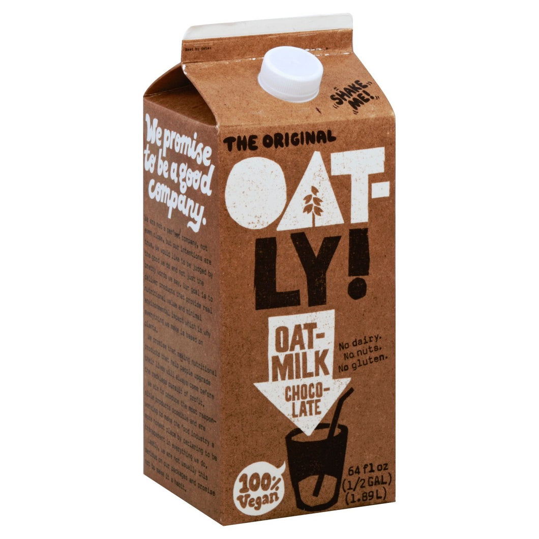 Oatly Chocolate Oat Drink