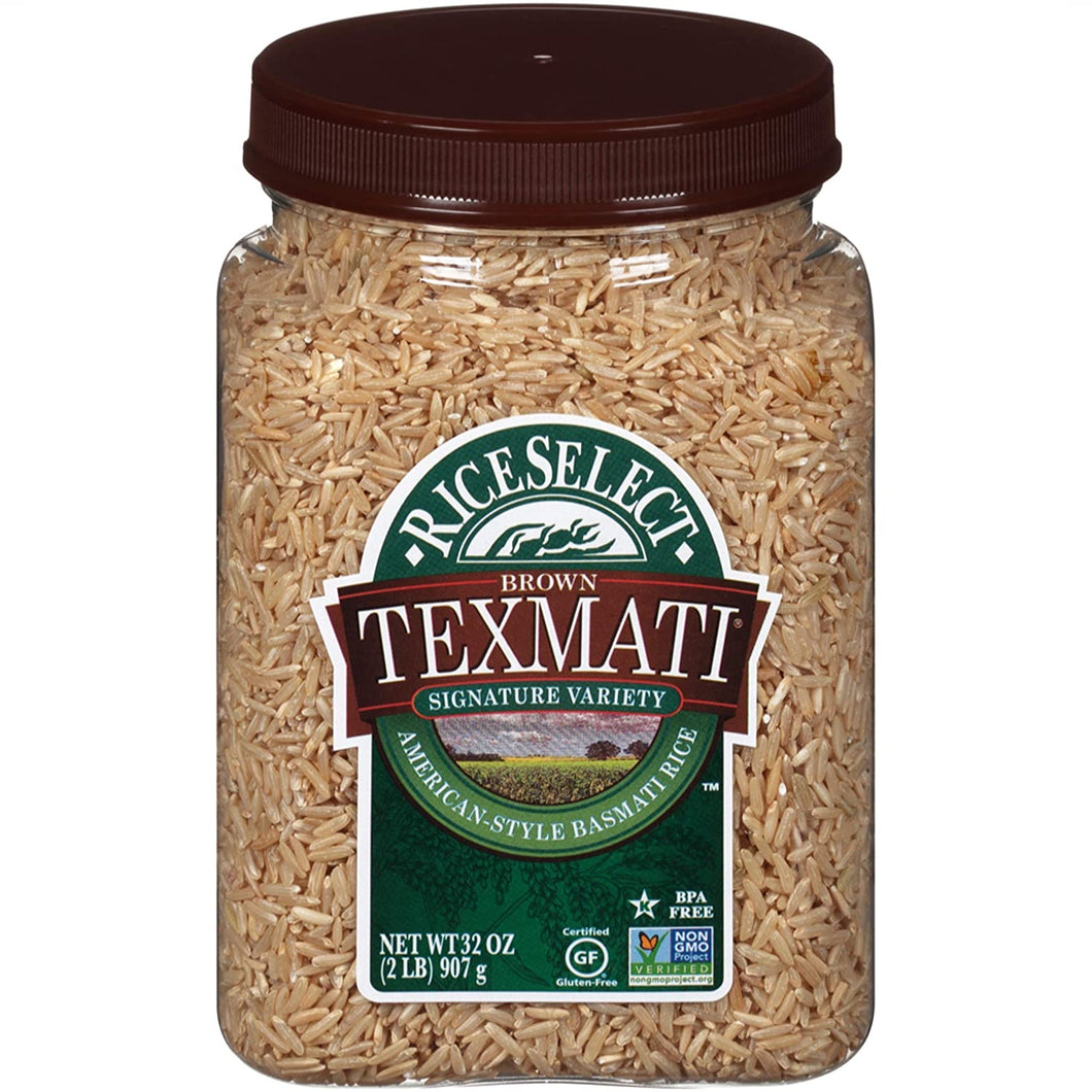 RiceSelect Whole Grain Texmati Brown Rice