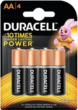 AA 4 Duracell