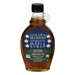 Golden Blossom Organic Maple Syrup  8oz