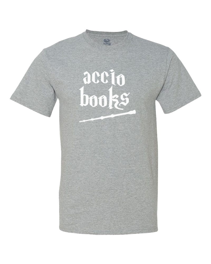 Accio Books Little Kid Shirt