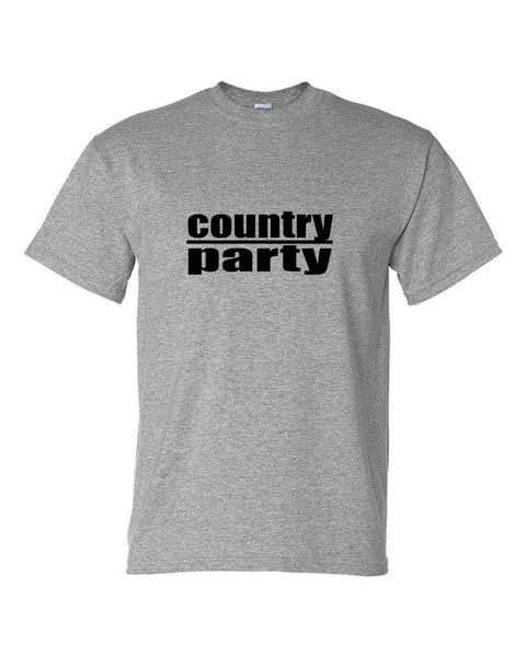 Country Over Party Men's Shirt