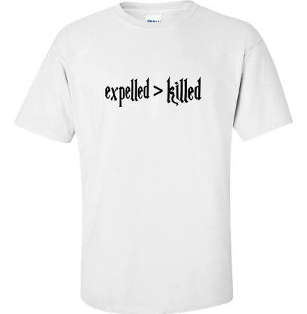 Expelled > Killed Unisex Tee