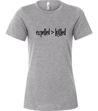 Expelled> Killed Crew Neck Tee