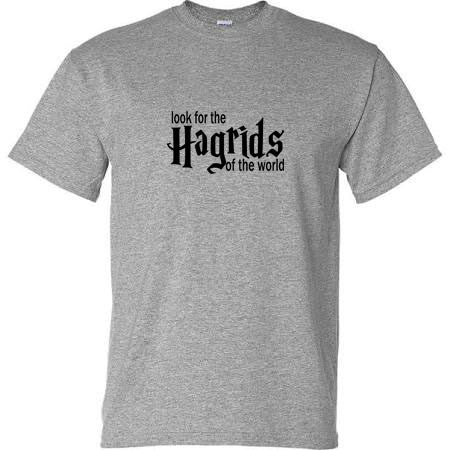 Look for the Hagrid's Unisex Tee