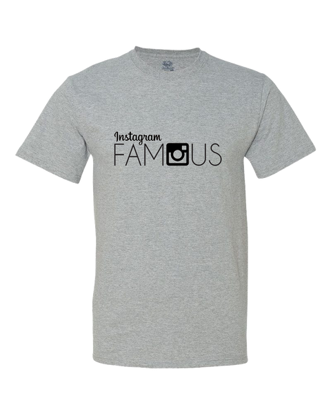 Instagram Famous Women's Shirt