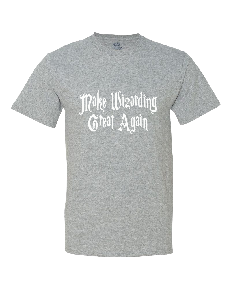 Make Wizarding Great Again Unisex Tee