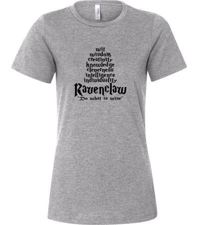 Ravenclaw House Traits Crew Neck