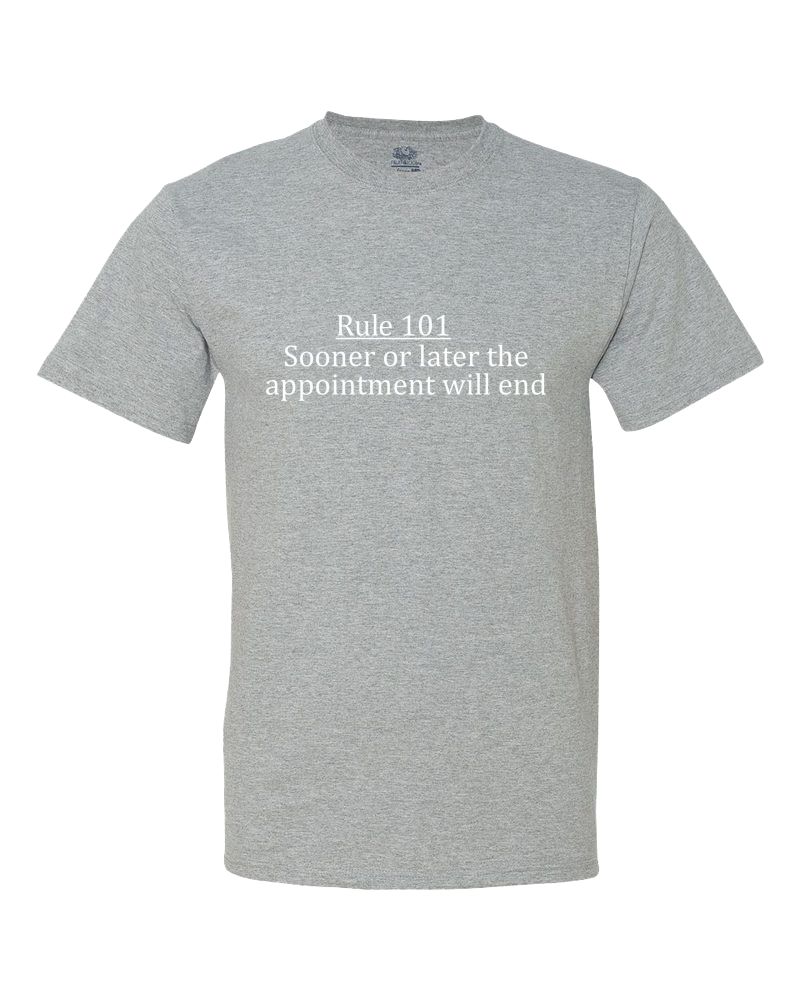 Uncle Dale's Rule 101 Men's Shirt