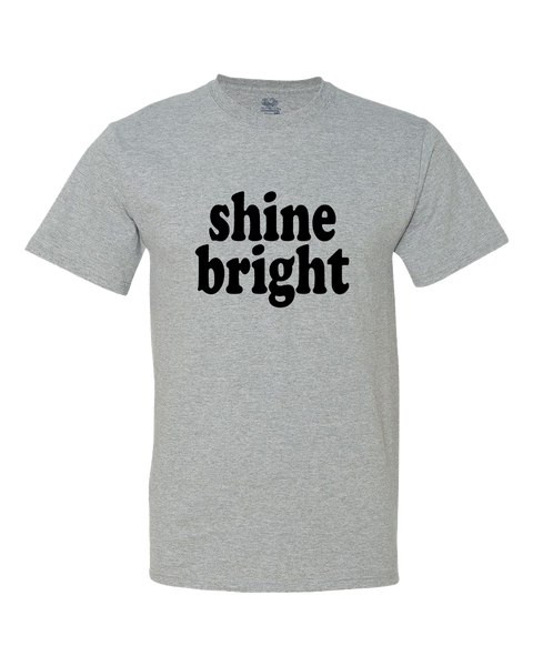 Shine Bright Big Kid Shirt