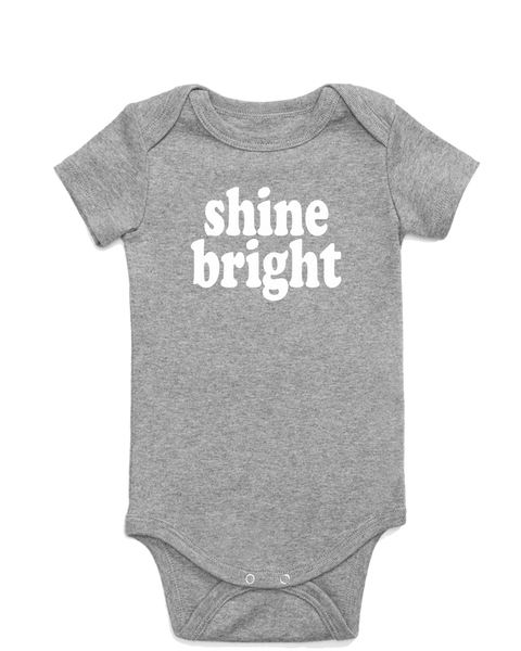 Shine Bright Onesie