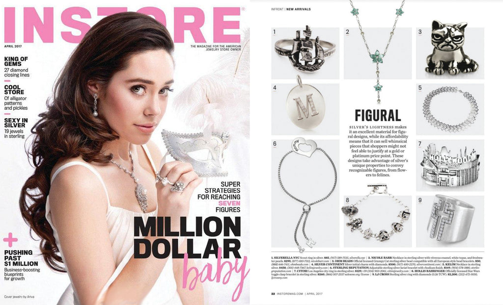 CITIMI Jewelry in Instore Magazine
